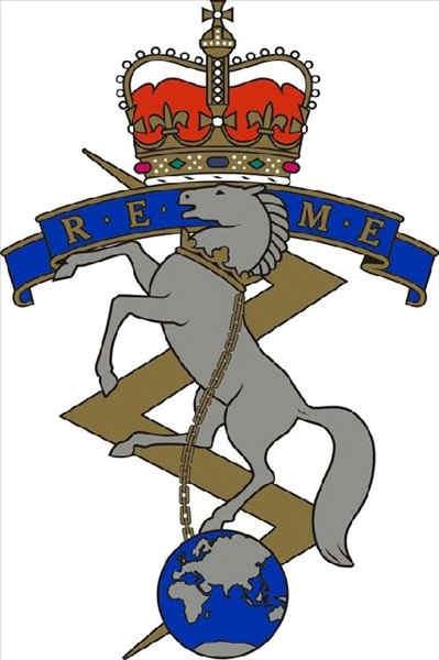 7 Close Support Company Of 2 Battalion REME